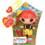 Red Fiery Flame Little Doll box