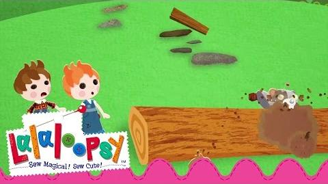 Ace's New Invention Lalaloopsy