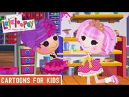 Making New Friends - Episode 12- Spot Plays Matchmaker - We're Lalaloopsy Shorts
