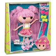 Loopy hair jewel box