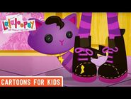 Pets in Love! - Episode 14- Jewel's Adventures in Pet Sitting - We're Lalaloopsy Shorts