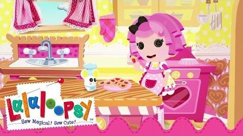 Crumbs Bakes Jelly Cookies Lalaloopsy