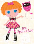 Cartoon Profile Bea