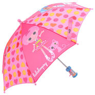 Hot pink jewel umbrella 2