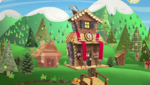 Cabaña de Forest