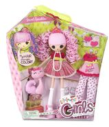Jewel Sparkles - Girls doll - box
