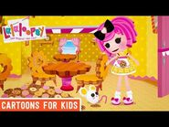 The Pet Prom - Episode 10- Crumbs' Cookie Dress - We're Lalaloopsy Shorts