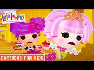 Jewel Needs Help! - Episode 4- Jewel Bakes a Cake - We're Lalaloopsy Shorts
