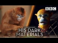 How puppeteers brought the Dæmons to life - His Dark Materials - BBC Trailers