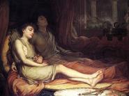 Tánatos e Hipnos