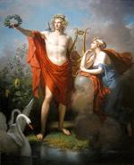 Urania y Apolo