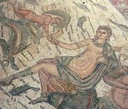 Leucótea y Palemón