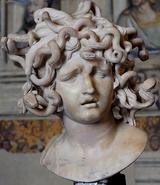 Busto de Medusa