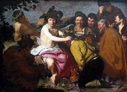 Dionisio pintura