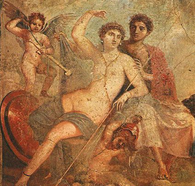 Afrodita Ares hijos