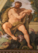 Heracles pintura
