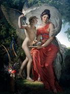 Erato y Eros