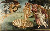 El Nacimiento de Afrodita