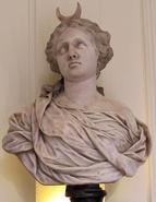 Selene busto