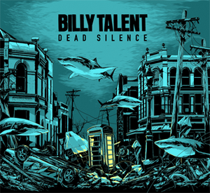 Dead Silence album cover by Billy Talent.png