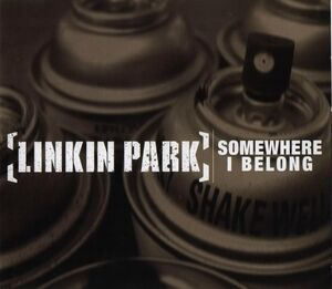 Linkin Park - Somewhere I Belong CD cover.jpg