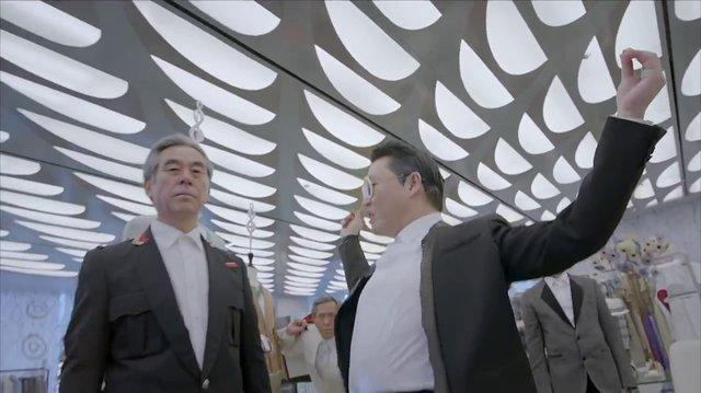 PSY - GENTLEMAN (OFFICIAL VIDEO)