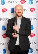 Justin Parker - Ivor Novello awards