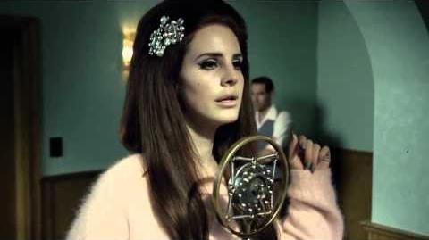 Lana Del Rey - Blue Velvet (Лана дель Рэй в видео для H&M )