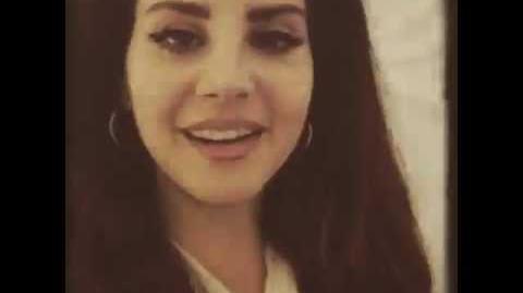 Lana Del Rey by Steven Klein for V Magazine (Behind the Scenes 4)