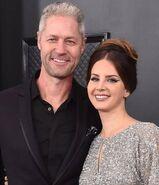 Lana and Sean Pre-Grammy