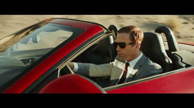 Jaguar F-TYPE presents Desire