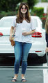 Lana Del Rey spotted in Los Angeles July 1924