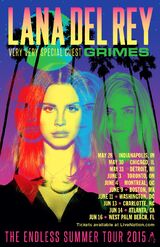 Endless Summer Tour Grimes