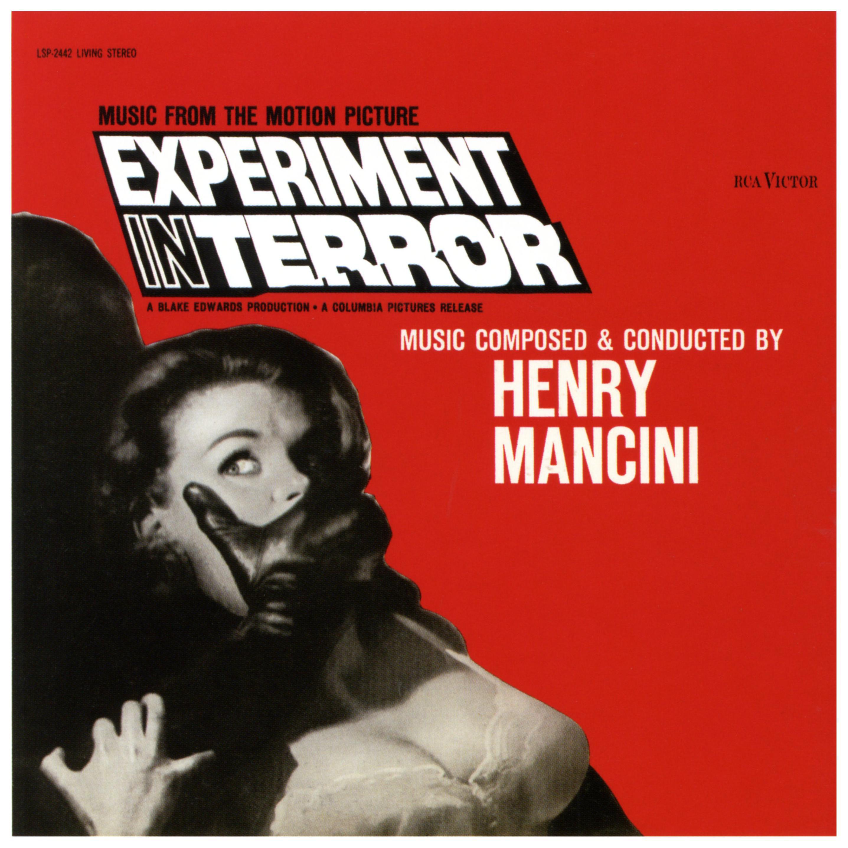 Experiment in Terror (song)