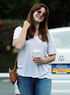 Lana Del Rey spotted in Los Angeles July 1925