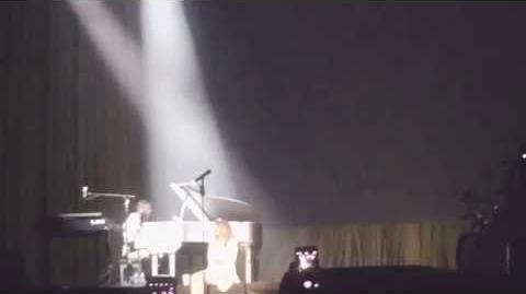 Clair de Lune Interlude - Lana Del Rey Live