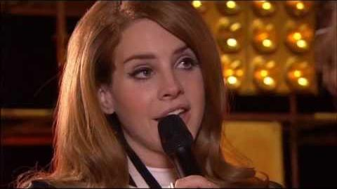 Lana Del Rey - La Musicale Special Interview and Performances-0