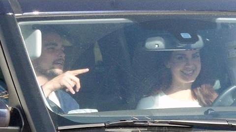Lana Del Rey Gets Lunch With Handsome Mystery Man In West Hollywood