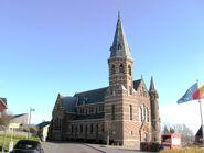 Gellik - Sint-Laurentiuskerk