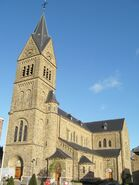 Veldwezelt - Sint-Lambertuskerk