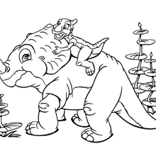 Land Before Time Coloring Pages Land Before Time Wiki Fandom