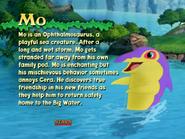 Mo species