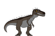 Land Before Time Suchomimus