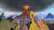 Journey of the Brave Fire Mountain