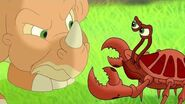 The Land Before Time 123 March of the Sand Creepers HD Full Episode