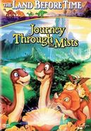 Journey Through the Mists - DVD cover