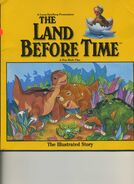 The Illustrated Story - Cover