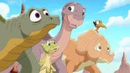 The Land Before Time 112 The Days of Rising Waters HD Full Episode