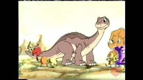 Alpha-Bits Cereal Television Commercial 2000 The Land Before Time-0
