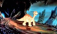 Littlefoot's Discovery deleted scene